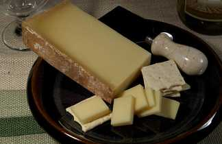 Plateau de fromage AOC Beaufort