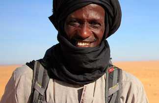 Portrait Mahmoud, Mauritanie