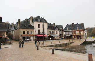 Port Saint Goustan Morbihan Bretagne