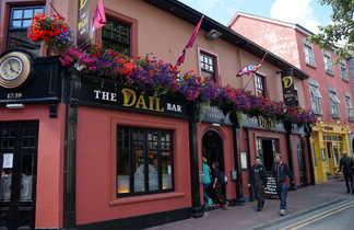 Pub à Galway, Irlande