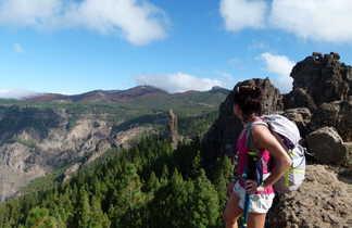 Rando Liberté Roque Nublo Gran Canaria