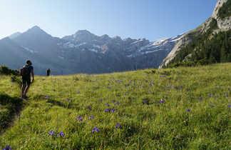 Randonnée au Cirque de Gavarnie dans les Hautes Pyrénées