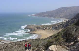 Randonnée côte Atlantique, Maroc