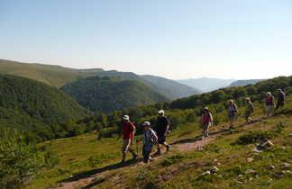 Randonnée dans le massif du Rila