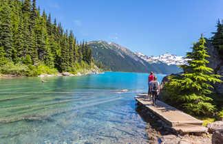 Randonnée au Canada