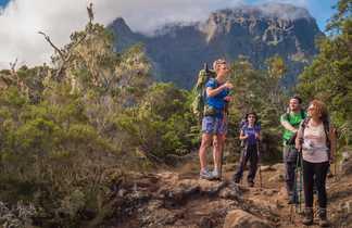 Randonnée dans les cirques de la Réunion
