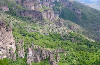 Randonnée dans les gorges de Goris Tatev