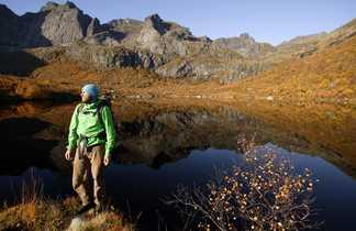 Randonnee dans les Lofoten