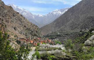 vallées toubkal atlas maroc