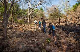 Randonnée en pays bedick dans le Sénégal oriental