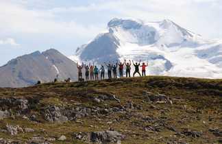 Randonnée Rocheuses canadiennes