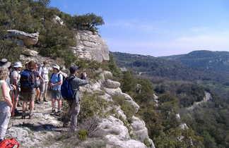 Randonnée sur les chemins du Luberon