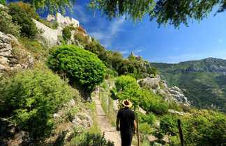 Randonnée sur les sentiers de Cote d'Azur