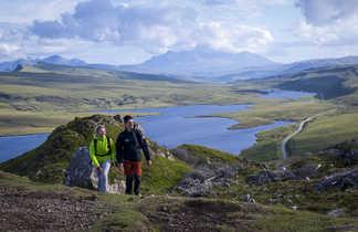 Randonnée sur l'île de Skye, Old Man of Storr