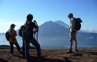 Randonnée Volcanique à Bali : Batur, Agung puis Rinjani