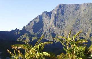Remparts du cirque de Mafate,  la Réunion