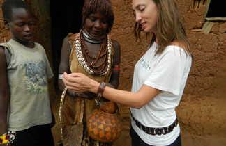 Rencontre avec une femme Hammer dans le sud de l'Ethiopie