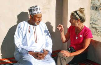 Rencontre, Oman