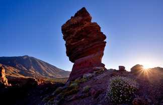 Roques de Garcia, parc national du Teide, Tenerife