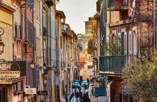 Rue d'Aix en Provence