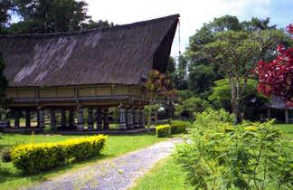 Samosir, Sumatra, Indonésie