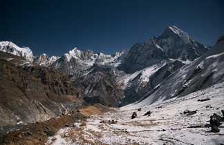 Sanctuaire Annapurnas