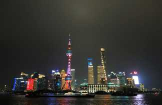 Shanghai Pudong Bund