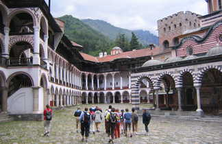 Site youinou monastère du Rila en Bulgarue