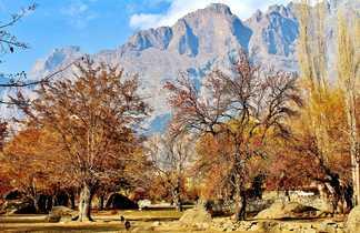Skardu valley Pakistan
