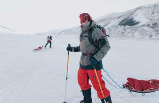 Ski au Spitzberg