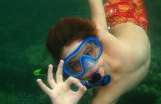 Snorkeling  en Indonésie