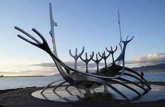 Solfar en Islande, Reykjavik