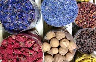 Souk aux épices de Nizwa, Oman
