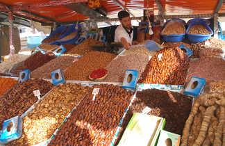 Souk Marrakech, Maroc