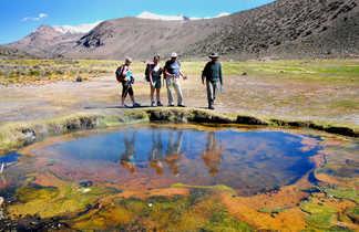 Altiplano, Bolivie, Chili