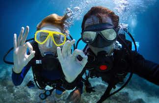 Sous l'eau, tout va bien !