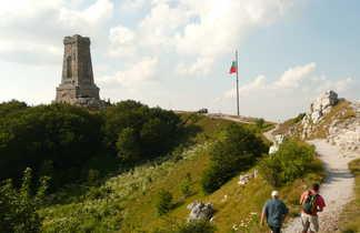 Station de montagne de Borovets dans le massif du Rila