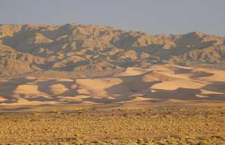 Steppe et montagnes mongoles