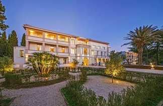 Superbe hôtel 4* sur Korcula lors d'une randonnée liberté sur l'île