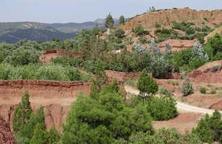 Tamsoult, Toubkal, Maroc
