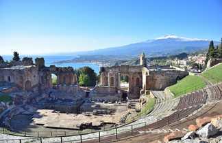 Taormine Sicile