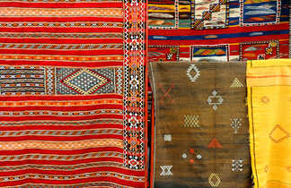 Tapis berbère, Maroc