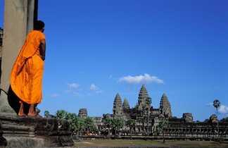 angkor, Bayon, Siem Rep, Cambodge, trek, voyage Cambodge