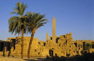 temple de Louxor, Egypte