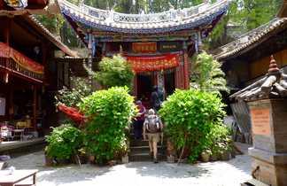 temple de Weiboshan