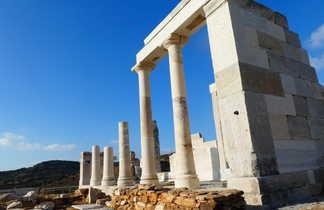 Temple Demeter Naxos