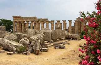 Temple Dorique Selinunte