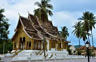 Temple Luang Prabang au Laos