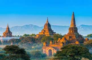 Temples de Birmanie