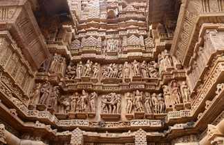 Khajuraho, Inde du nord, Rajasthan